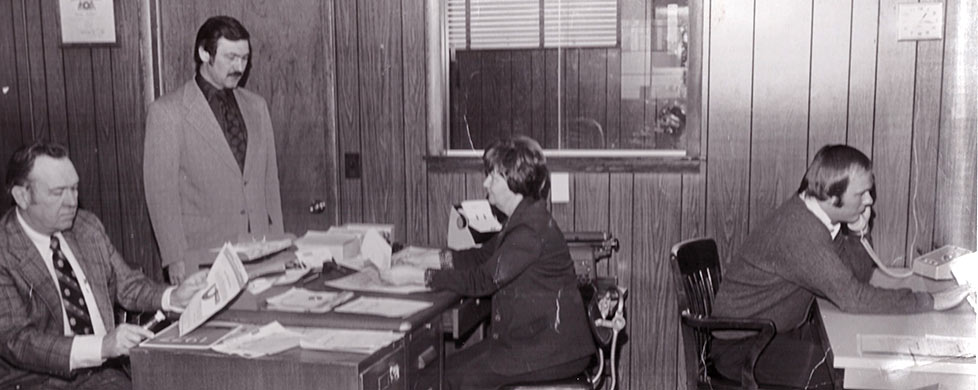 Vintage Office Photo